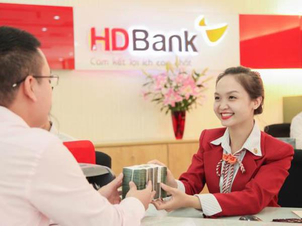 Quy trình vay tín chấp HDBank đơn giản, giải ngân nhanh chóng