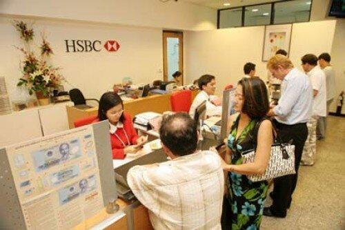 Khách hàng sẽ không mất phí làm hồ sơ vay tín chấp HSBC