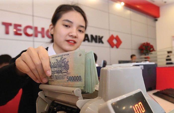 Lãi suất vay thế chấp sổ đỏ ngân hàng Teckcombank