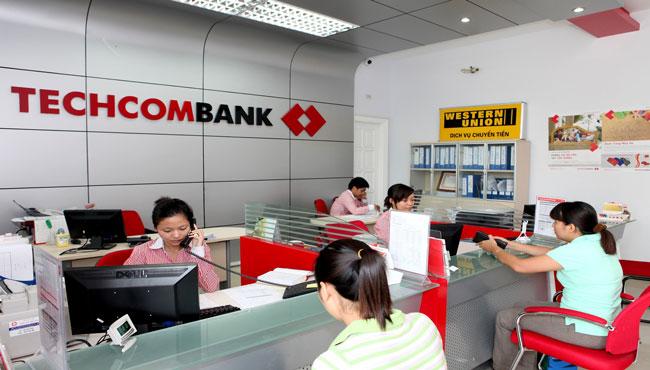 Lãi suất vay tín chấp ngân hàng Techcombank