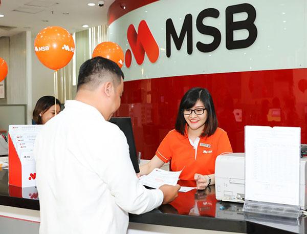 Nhiều lợi ích khi vay tín chấp ngân hàng MSB