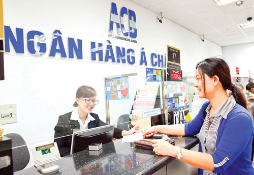 Hồ sơ, thủ tục vay tín chấp ngân hàng ACB đơn giản