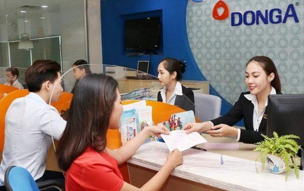 Điều kiện vay tín chấp ngân hàng Đông Á đơn giản