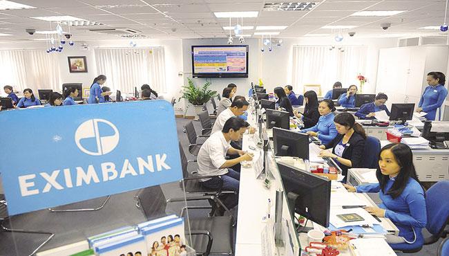 Lãi suất vay tín chấp ngân hàng Eximbank