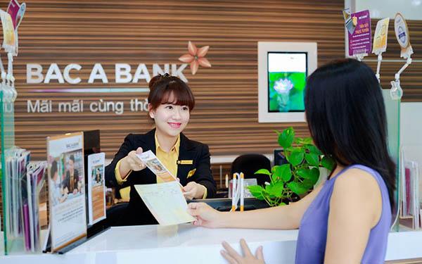 Lãi suất gửi tiền ngân hàng Bắc Á