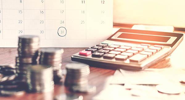 Hãy cố gắng thanh toán đúng hạn để tránh bị nợ xấu