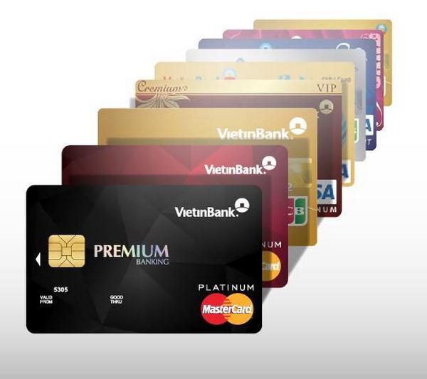 Đơn giản để sở hữu thẻ tín dụng Vietinbank