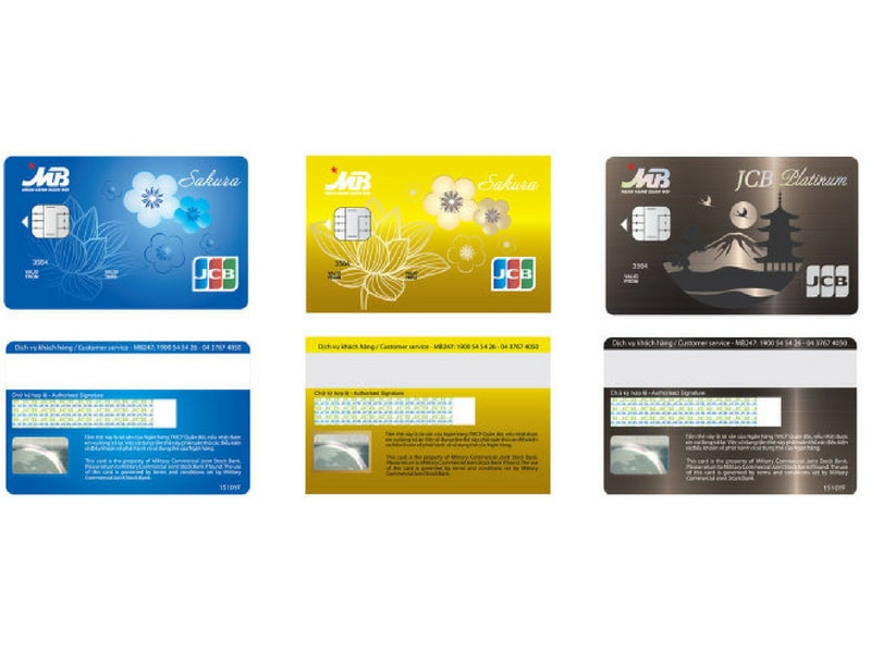 mức lãi suất thẻ tín dụng MBBank