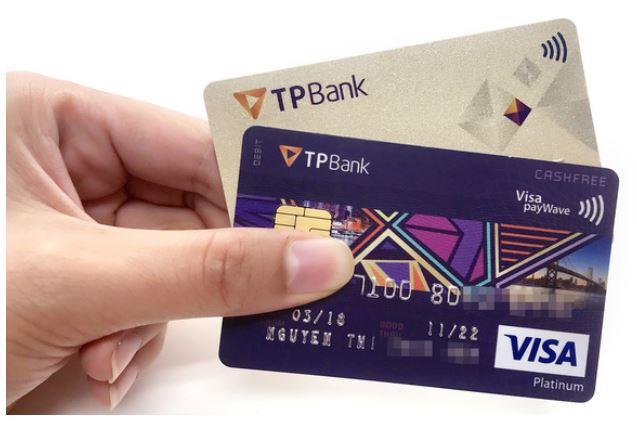 lãi suất thẻ tín dụng TPBank bao nhiêu