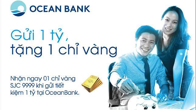 gửi tiết kiệm ngân hàng Oceanbank