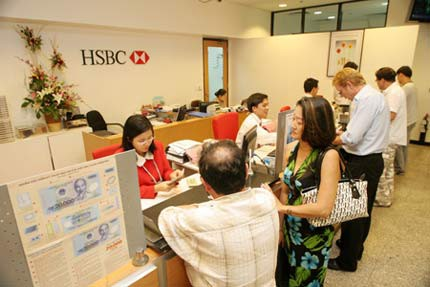 Điều kiện vay thế chấp ngân hàng HSBC đơn giản