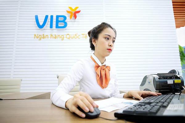 Gửi tiết kiệm ngân hàng VIB