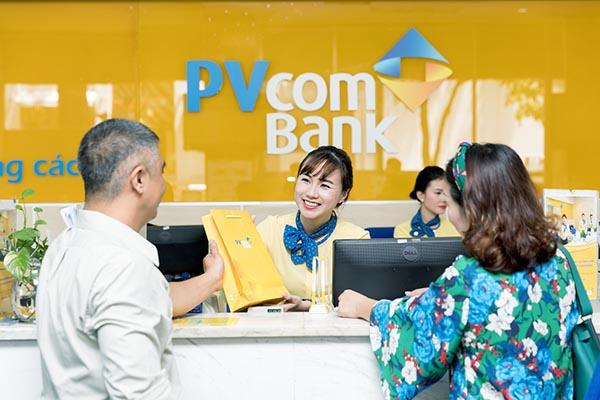 Lãi suất trả chậm thẻ tín dụng Pvcombank