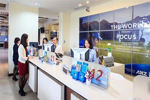 Lãi suất trả chậm thẻ tín dụng ANZ