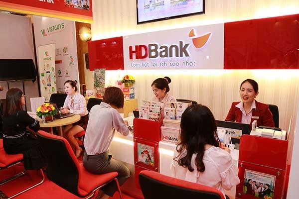 Lãi suất trả chậm thẻ tín dụng ngân hàng HDBank