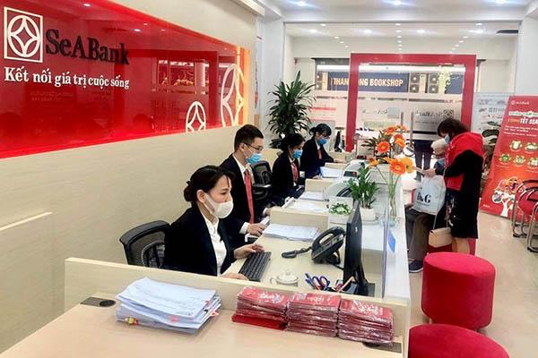 Lãi suất trả chậm thẻ tín dụng ngân hàng SeABank