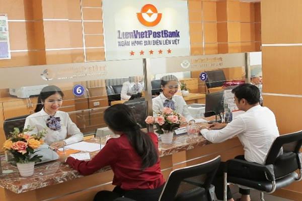 Lãi suất trả chậm thẻ tín dụng LienVietPostBank