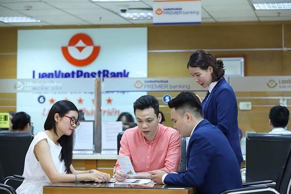 Cách tính lãi suất trả chậm thẻ tín dụng LienVietPostBank