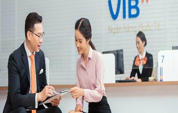 Quy trình vay tín chấp tại Ngân hàng VIB