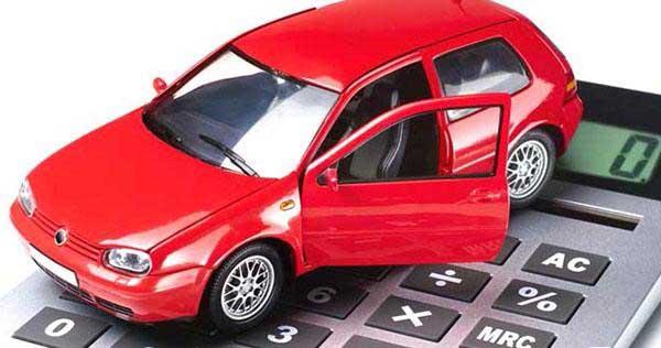 Tính lãi suất vay mua ô tô trả góp