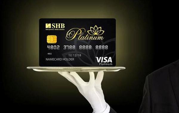 Thẻ tín dụng SHB