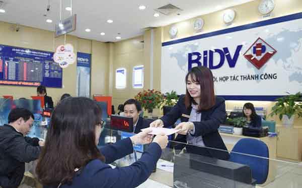 Vay vốn thế chấp nhanh chóng tại BIDV
