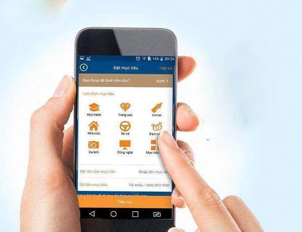 Lãi suất gửi tiết kiệm online các ngân hàng