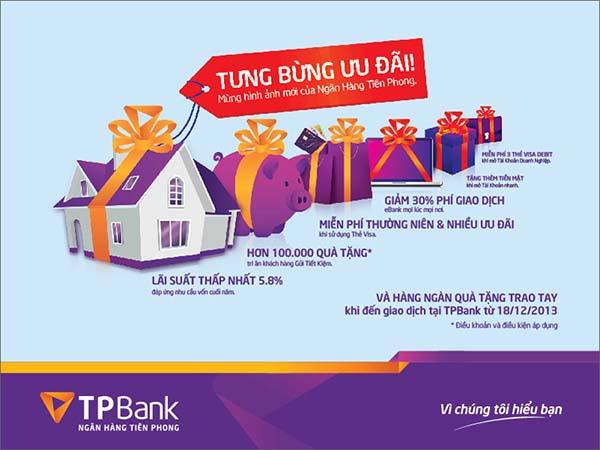 Lợi ích khoản vay thế chấp TPbank